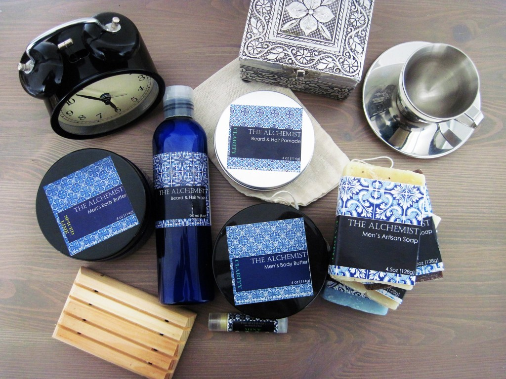 Men's Collection by The Olive Tree Soap Company